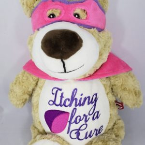 Itching for a Cure Bears